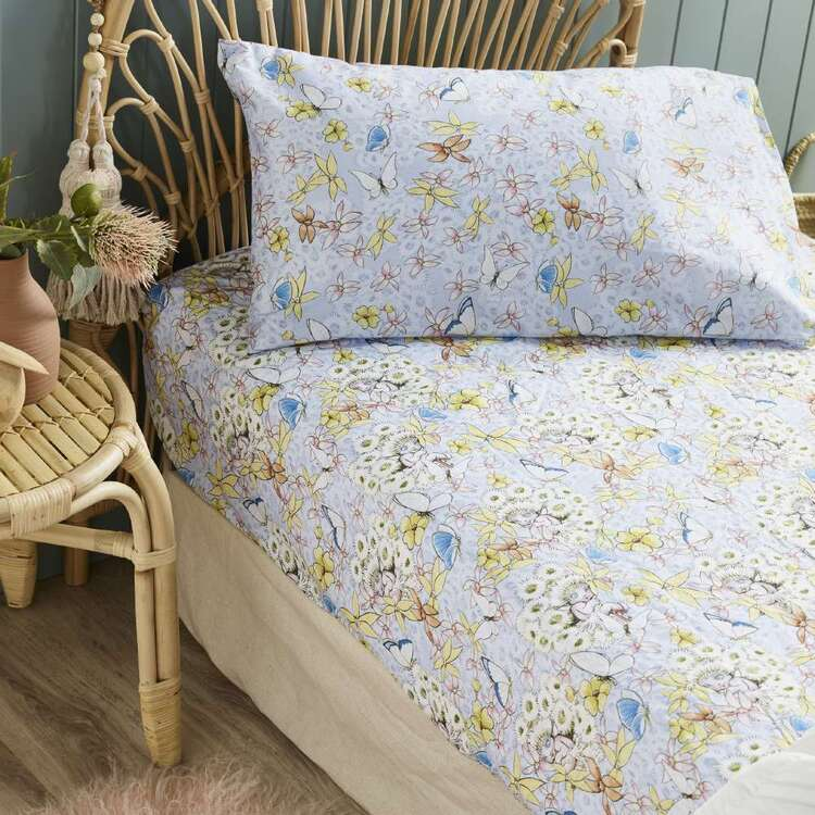 May Gibbs Gumnut Fitted Sheet Set