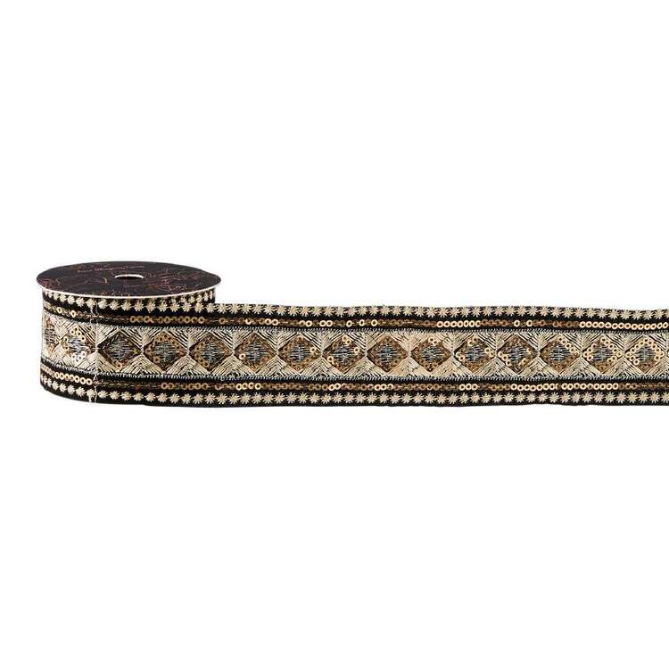 Maria George Luxe Illusions Diamond Deco Braid