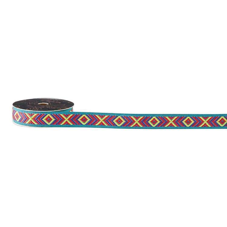 Maria George Luxe Illusions Embroidered X Band
