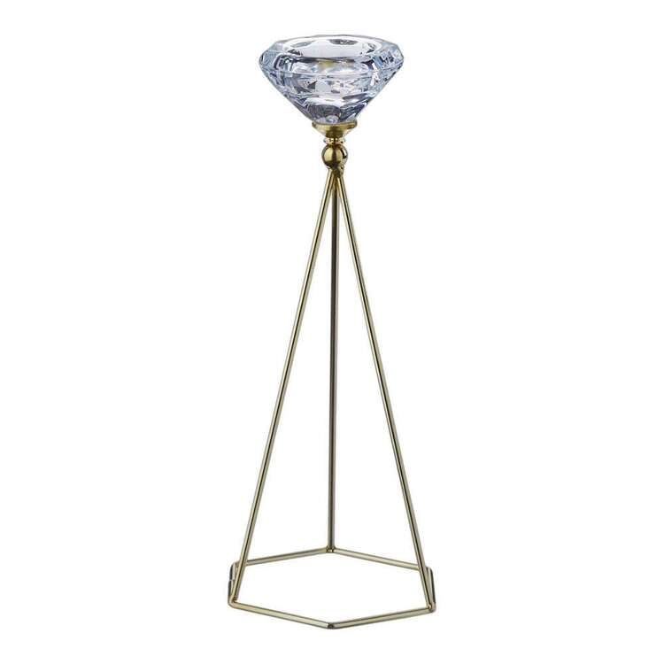 Living Space 25 cm Tripod Candle Holder