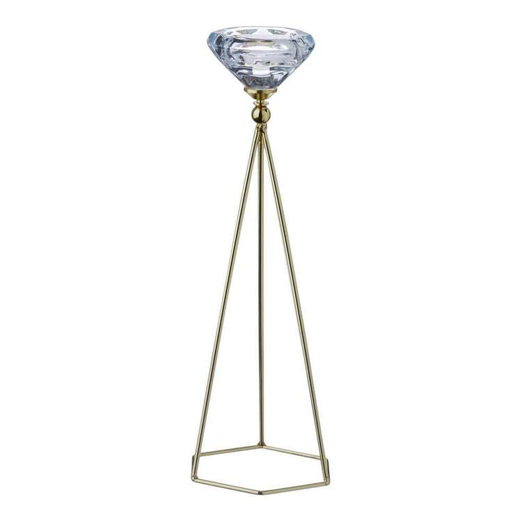 Living Space 30 cm Tripod Candle Holder