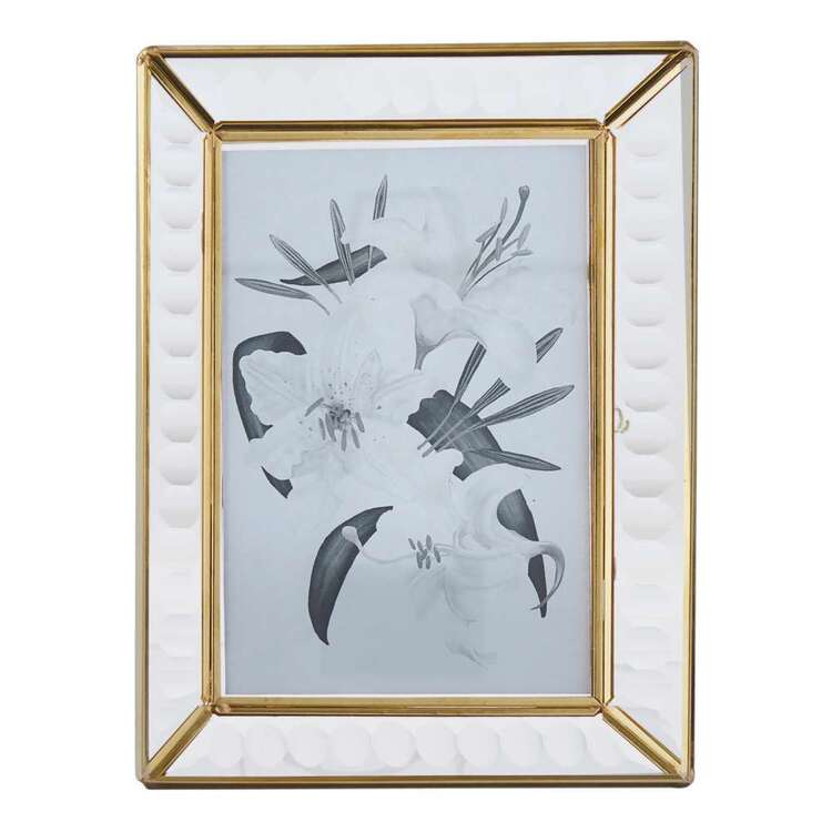 Living Space Glass Photo Frame