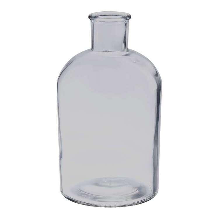 Living Space 37 cm Decorative Glass Bottle