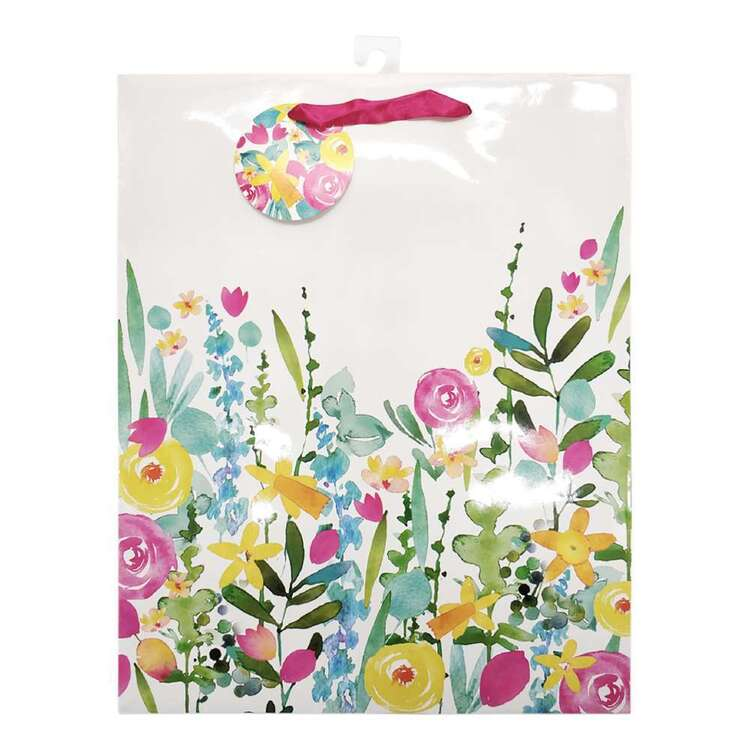 Party Creator Mother's Day Large Floral Gift Bag