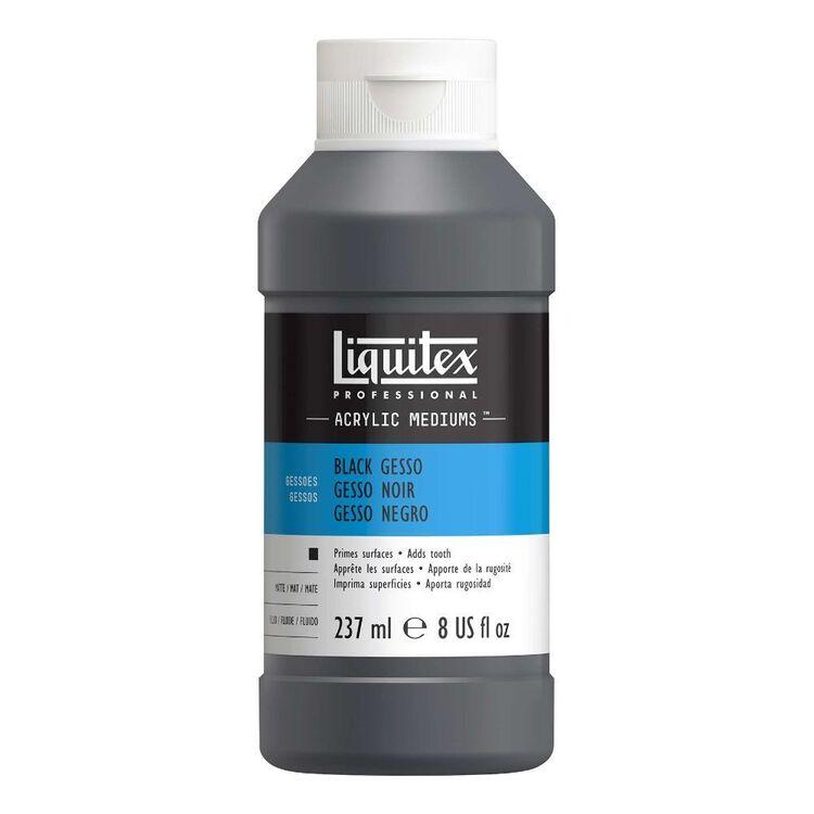 Liquitex Black 237 ml Gesso