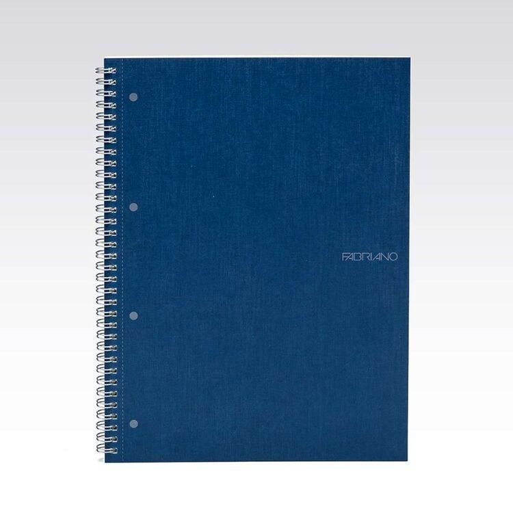 Fabriano EcoQua Spiral Bound A4 Notebook