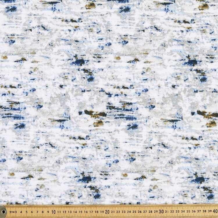 Washed Tie Dye Printed 148 cm Rayon Spandex Fabric