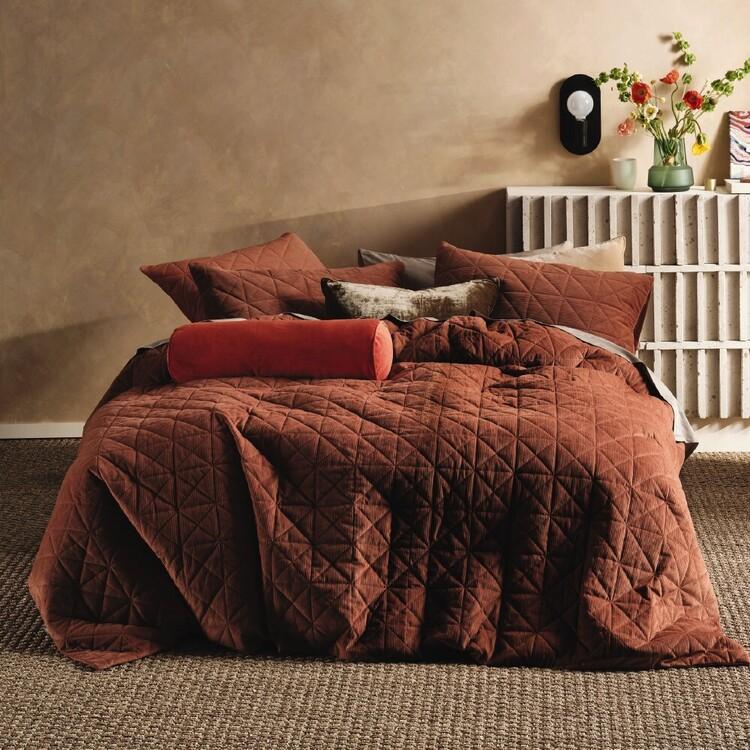 Linen House Collin Quilt Cover Set