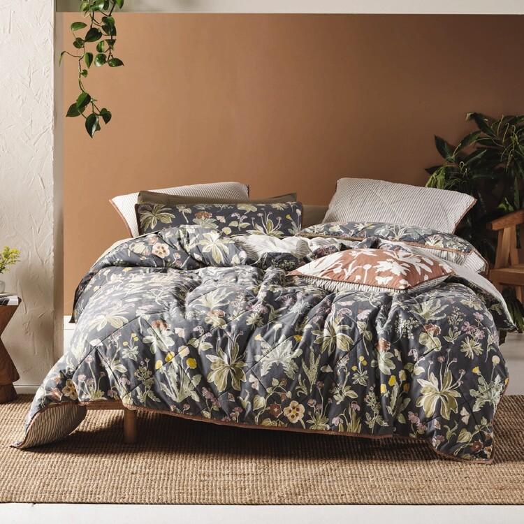 Linen House Dixie Quilt Cover Set