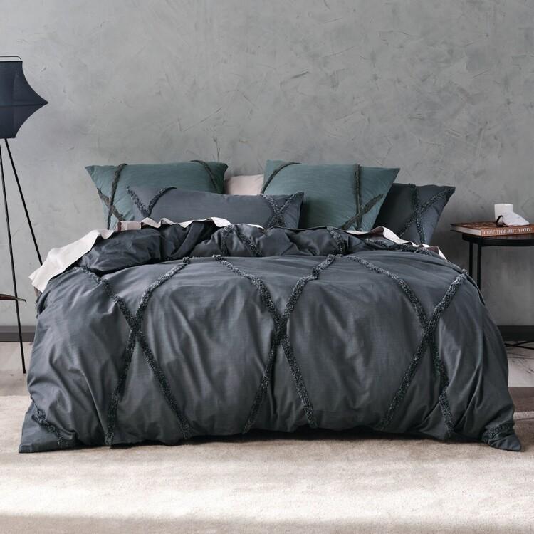 Linen House Lusso Quilt Cover Set