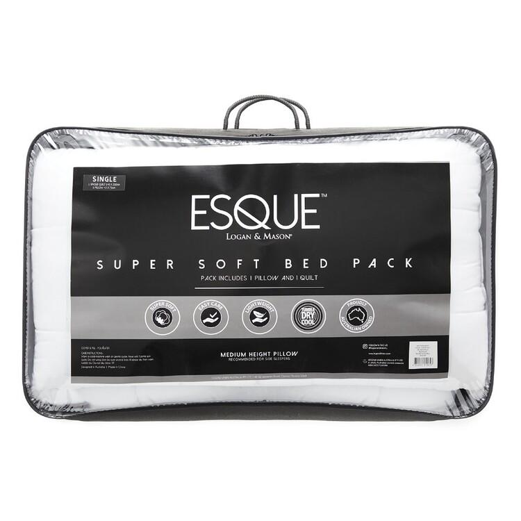 Esque Super Soft Bed Pack