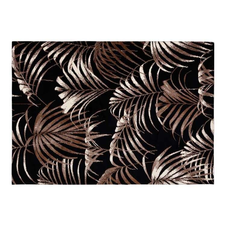 Koo Tropical Jacquard Polyester Rug