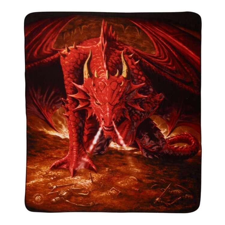 Anne Stokes Dragons Throw