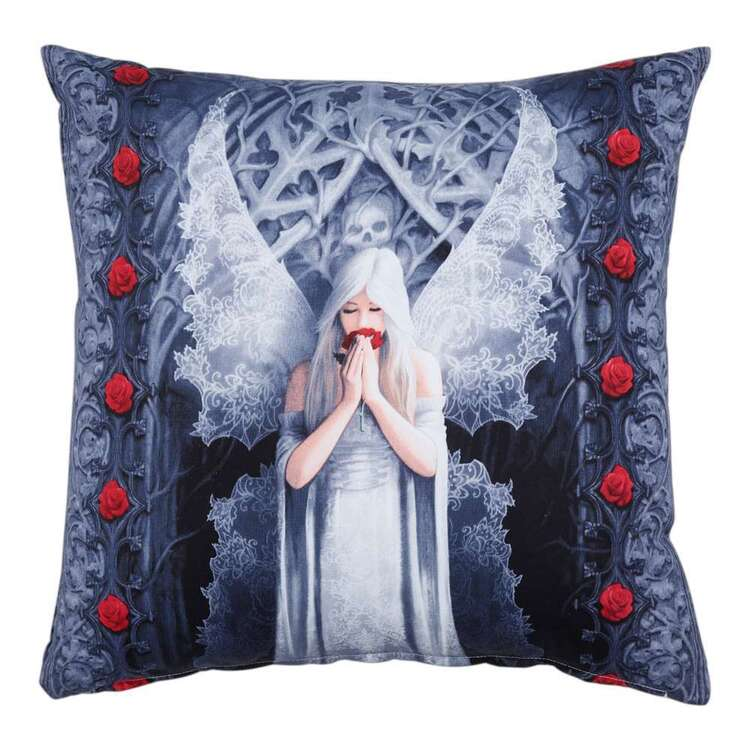 Anne Stokes Only Love Remains Cushion