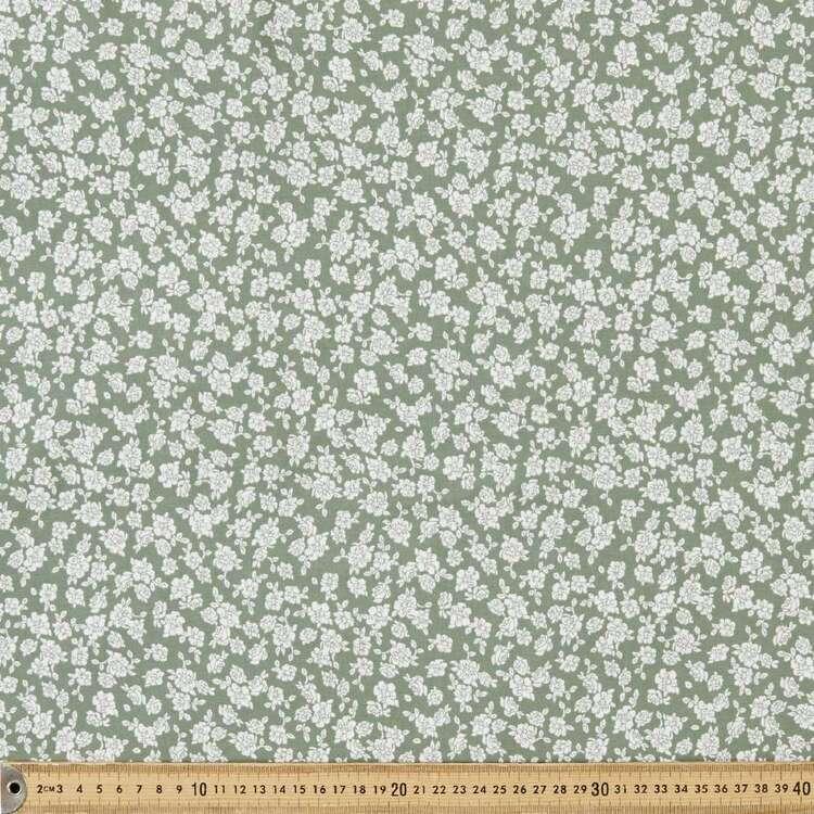 Mono Printed 135 cm Rayon Fabric
