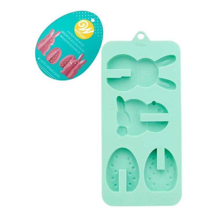 Wilton Easter 3D Candy Mould