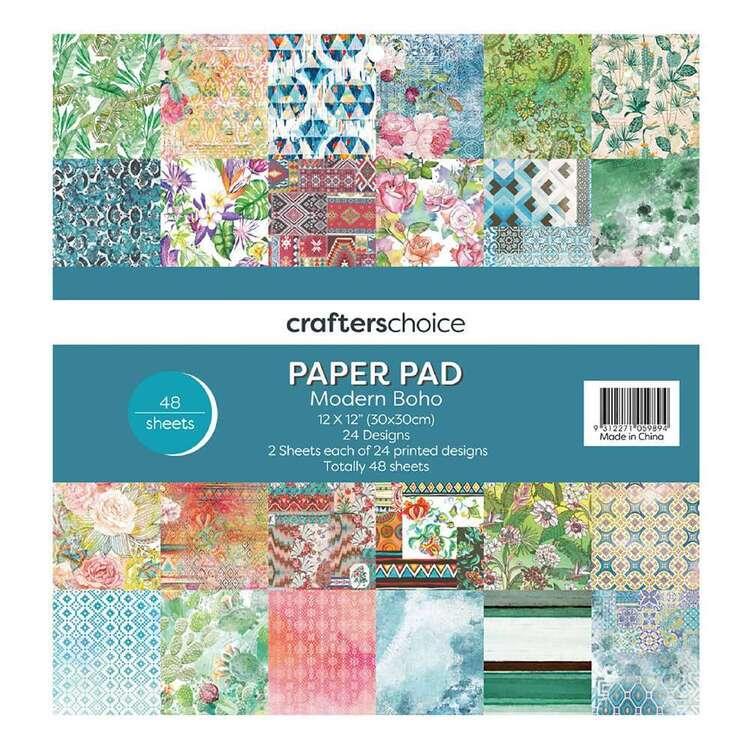 Crafters Choice Modern Boho Paper Pad
