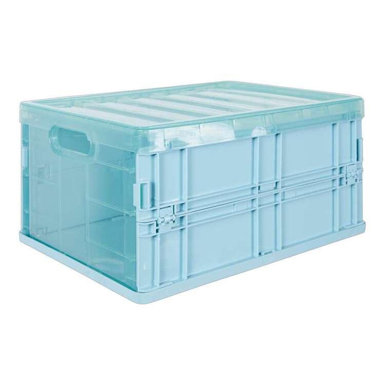 Francheville Aqua Plastic Folding Crate