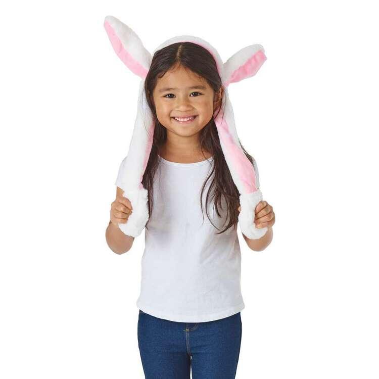 Party Creator LED Bunny Moving Ear Headband