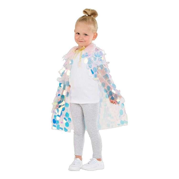 Spartys Sequin Kids Fairy Cape