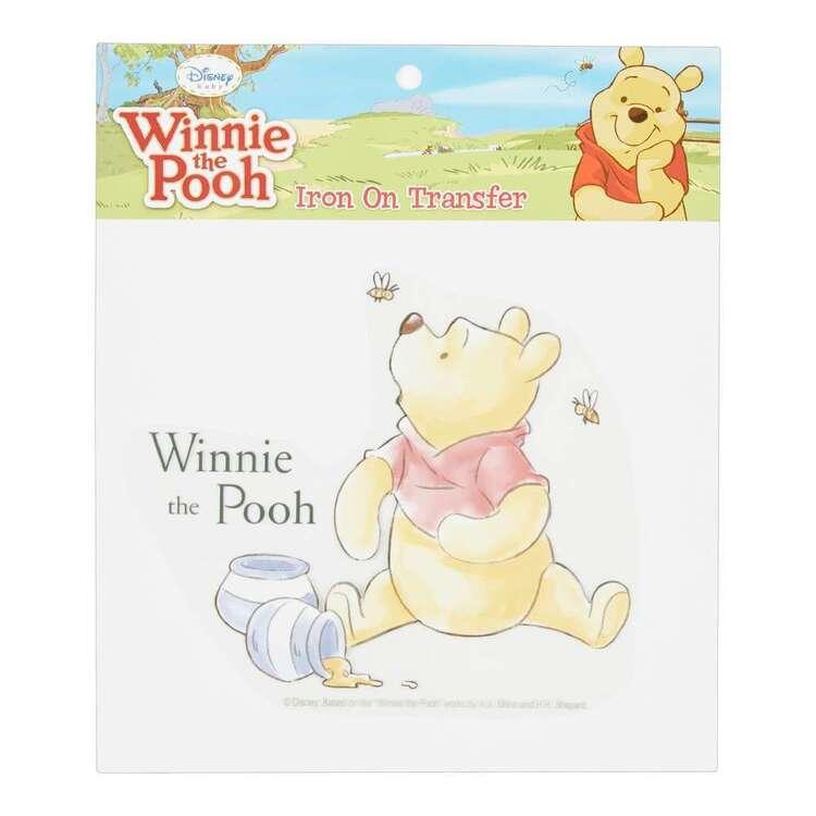 Disney Winnie The Pooh Curious Pooh Iron On Transfer