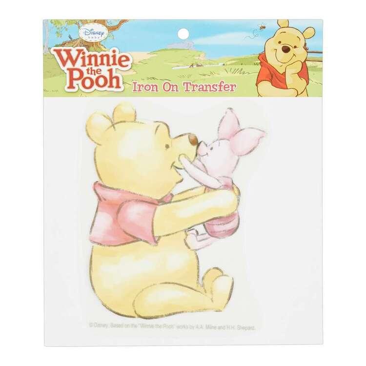 Disney Winnie The Pooh Best Friends Iron On Transfer