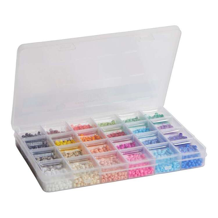 Crafters Choice Boxed Seed Beads