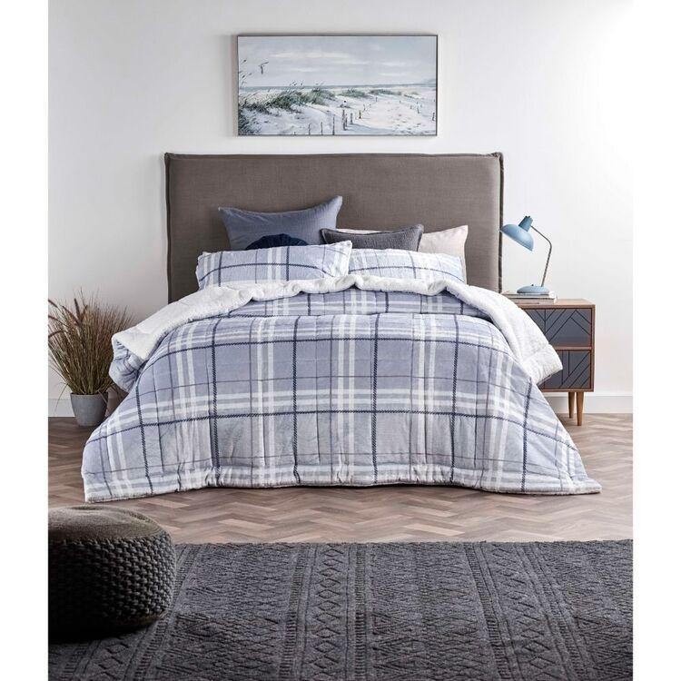 Emerald Hill Aberdeen Flannelette Fleece Bed Pack