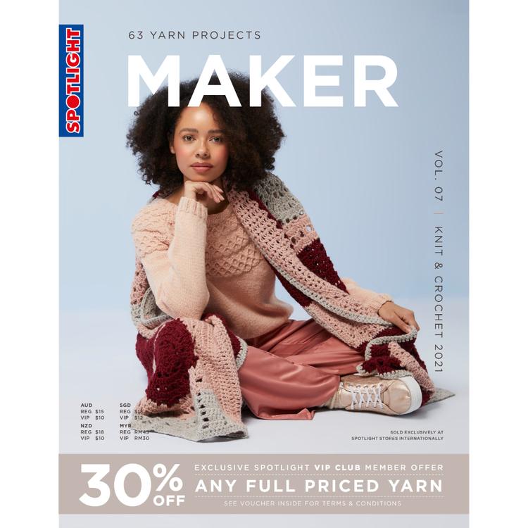 Spotlight Volume 7 Maker Book