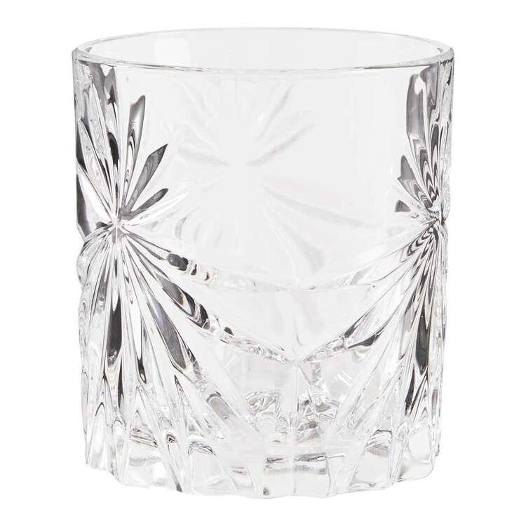 Casa Domani Grazia 4 Pack Glass Tumblers