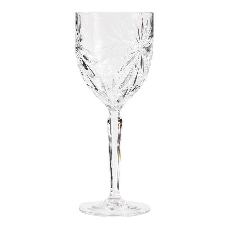 Casa Domani Grazia 4 Pack Wine Glasses