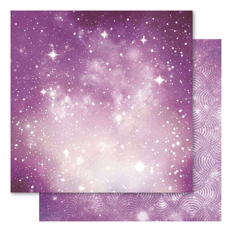 Bella Harmony Heavens Cardstock Paper