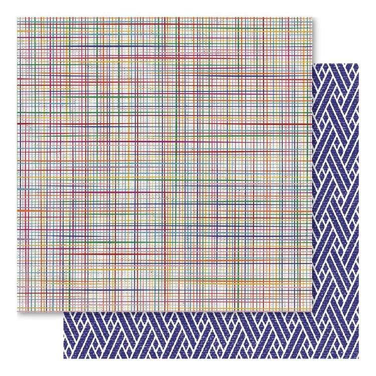 Bella Knit Wit Fibres Cardstock Paper