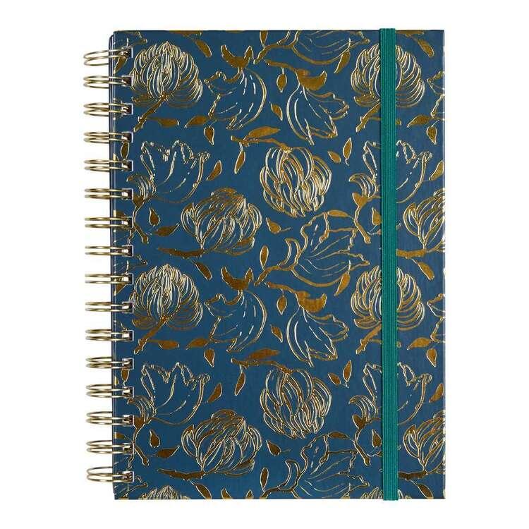 Francheville A5 Foil Floral Notebook