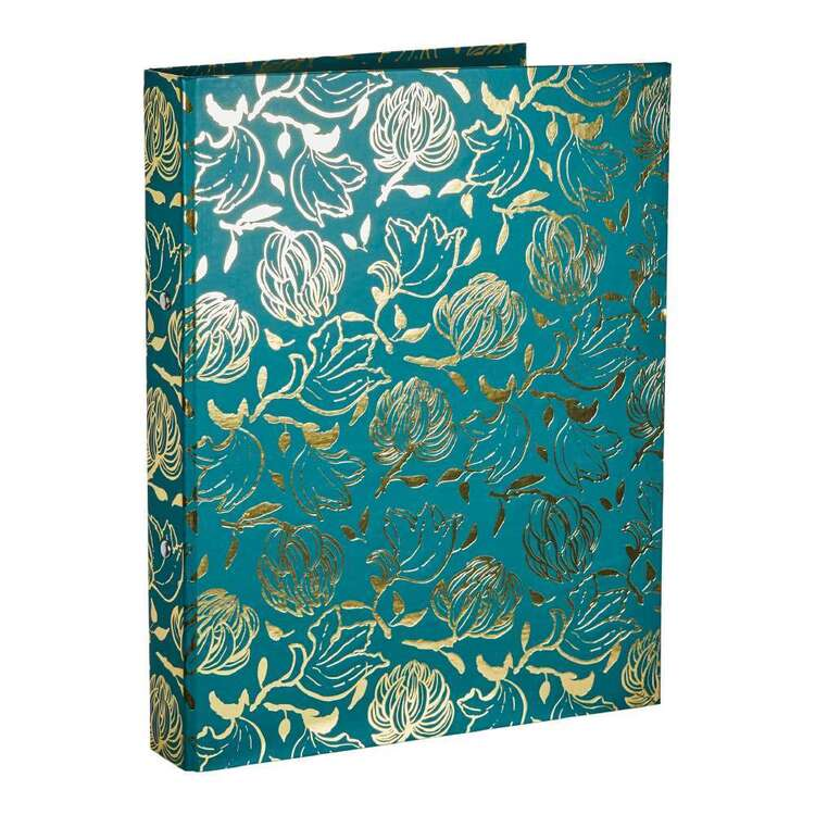 Francheville Gold Foil Ring Binder