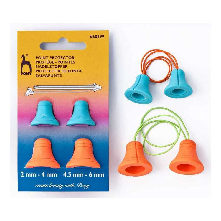 Pony Bell Shaped Point Protectors