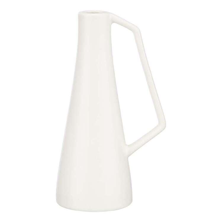 Bouclair Globe Trotter Ceramic Vase