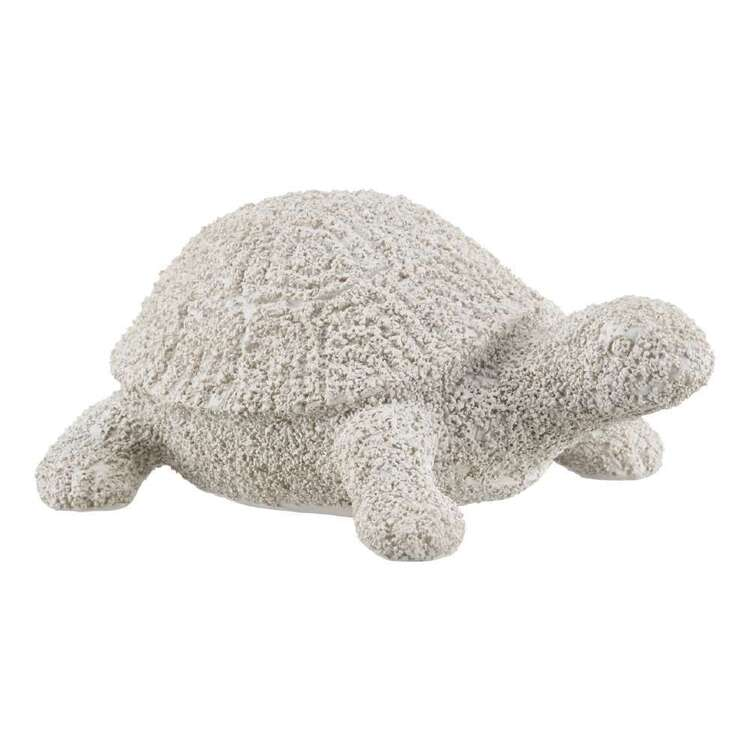 Bouclair Refined Tropics Sand Turtle Decoration