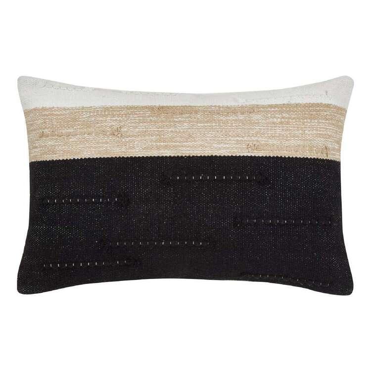 Bouclair Refined Tropics Cale Lumbar Cushion