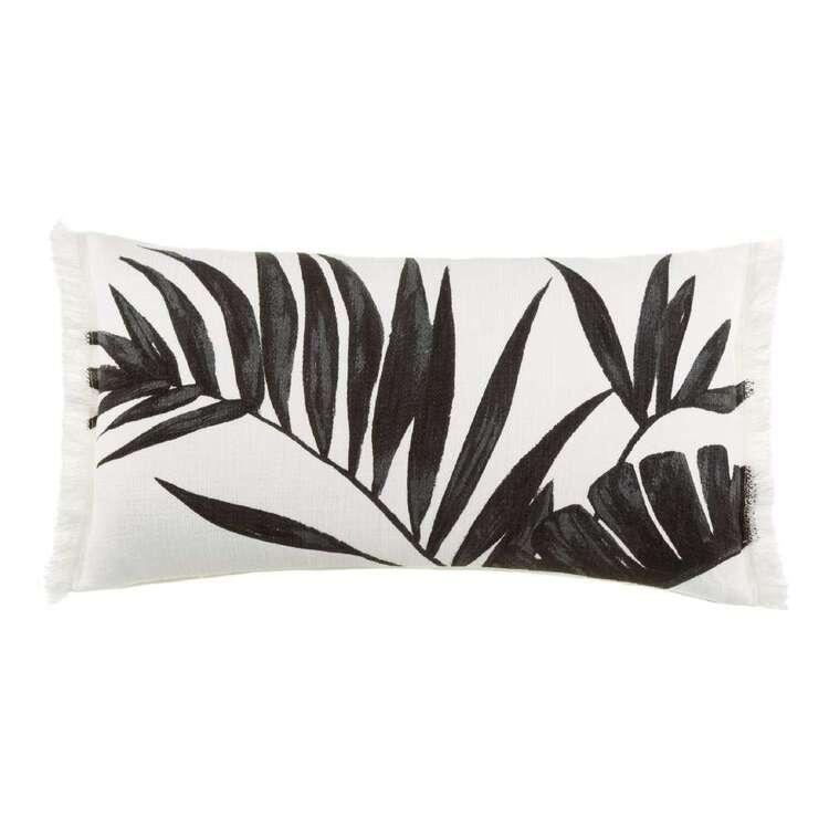 Bouclair Refined Tropics Tripoli Cushion