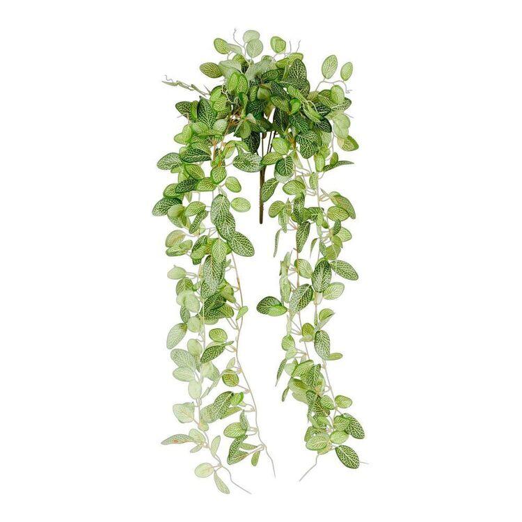 Living Space 79 cm Reticulate Leaf Hanging Bush