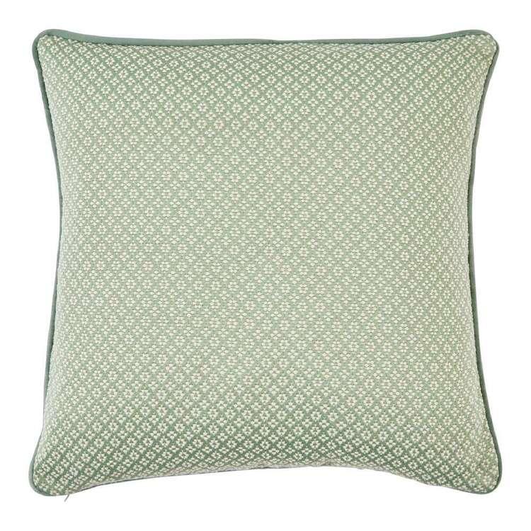 Koo Diamond Jacquard Cushion Cover