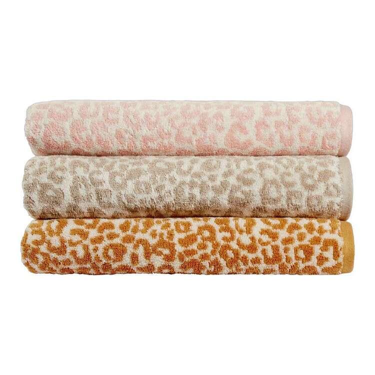 KOO Leopard Towel Collection