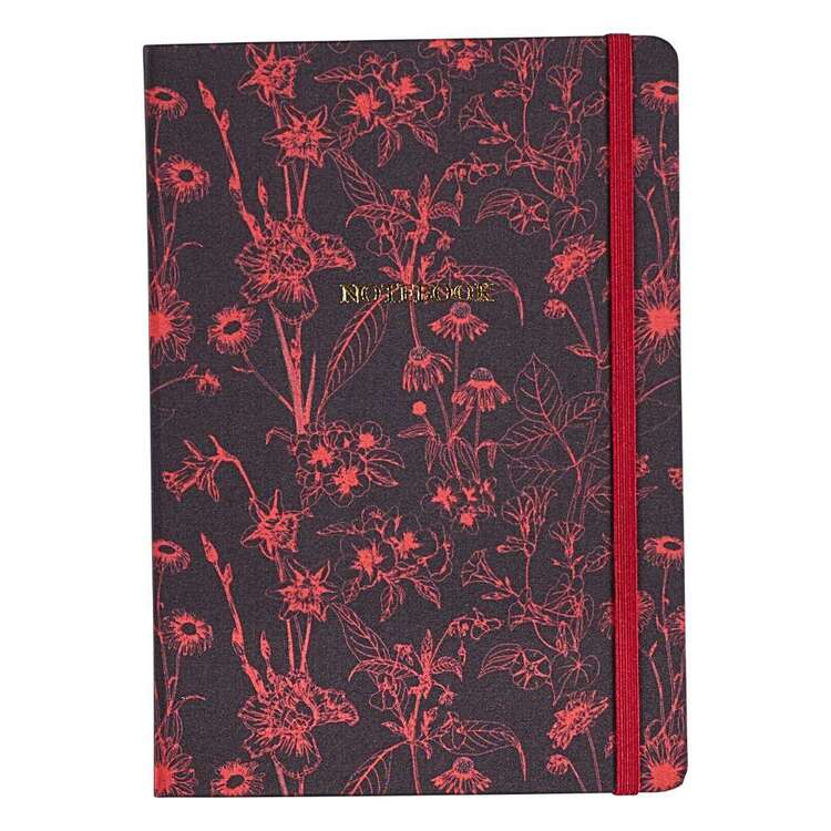Francheville A5 Floral Printed Notebook