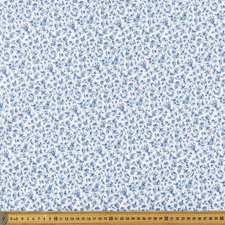 Oriental TC Grandma's Favourite Printed 112 cm Cotton Poplin Fabric
