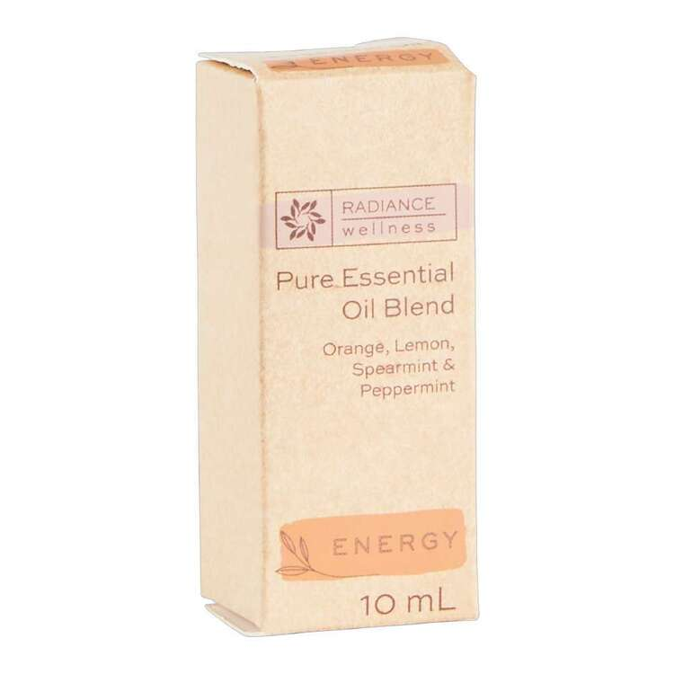 Radiance Wellness Energy Essential Oil Blend