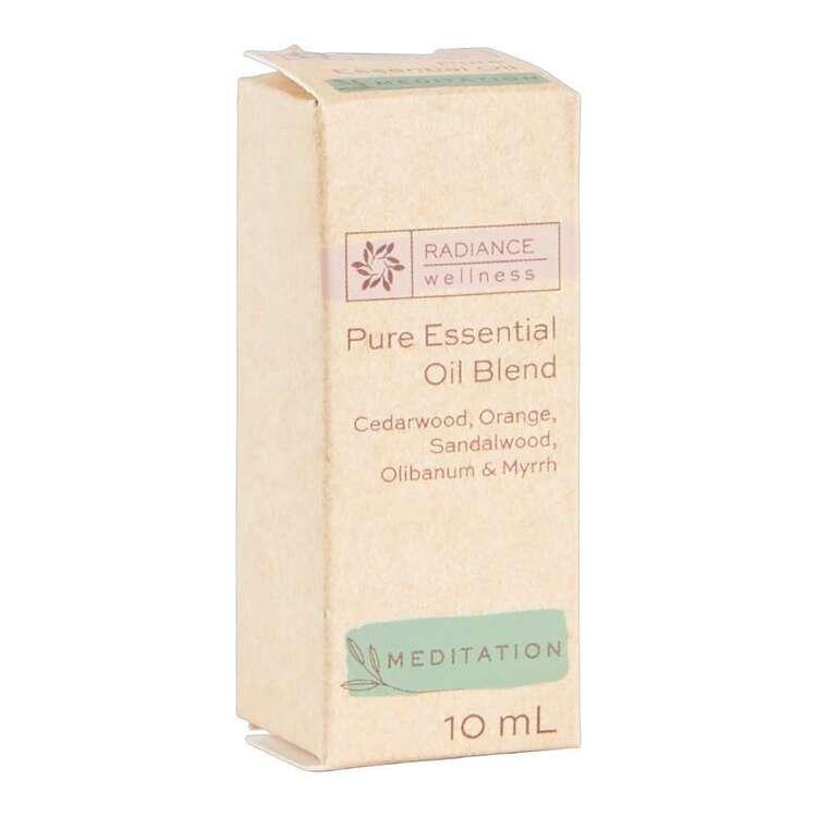 Radiance Wellness Meditation Essential Oil Blend
