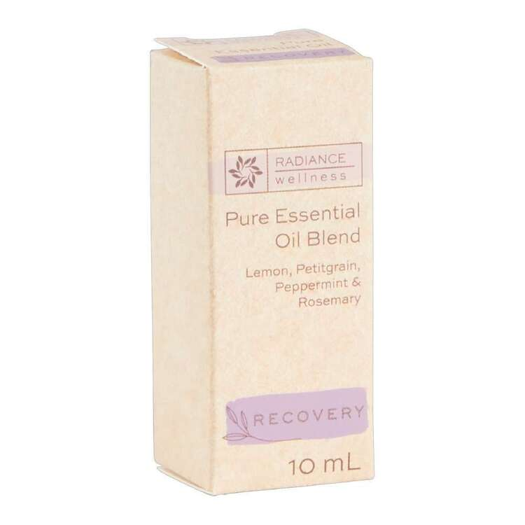 Radiance Wellness Recovery Essential Oil Blend