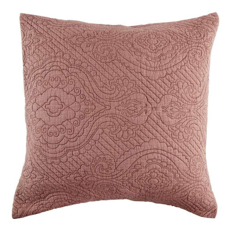 KOO Sadie Quilted European Pillowcase