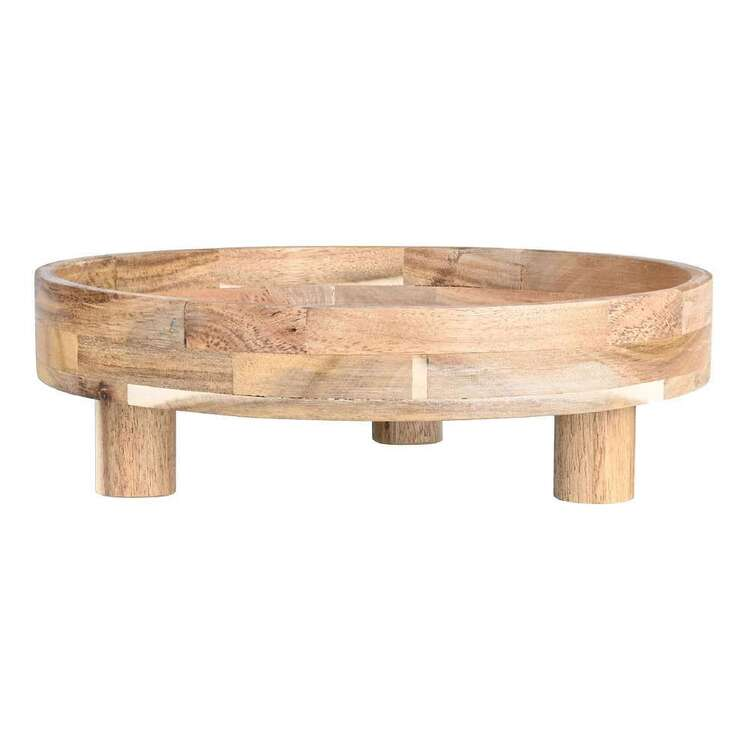 Ombre Home Wandering Nomad Wood Tray With Legs